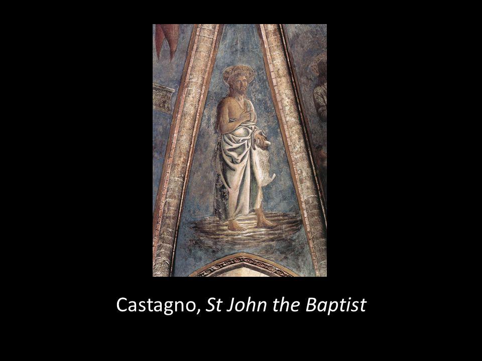 Castagno, St John the Baptist