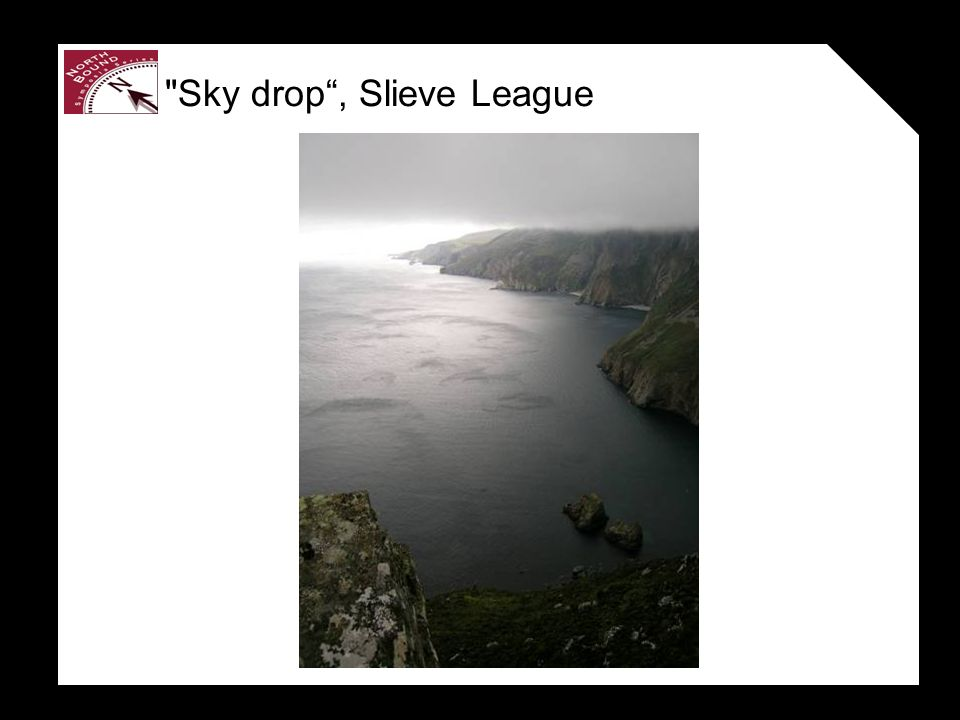 Sky drop, Slieve League
