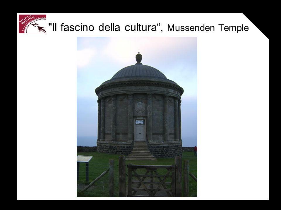 Il fascino della cultura, Mussenden Temple