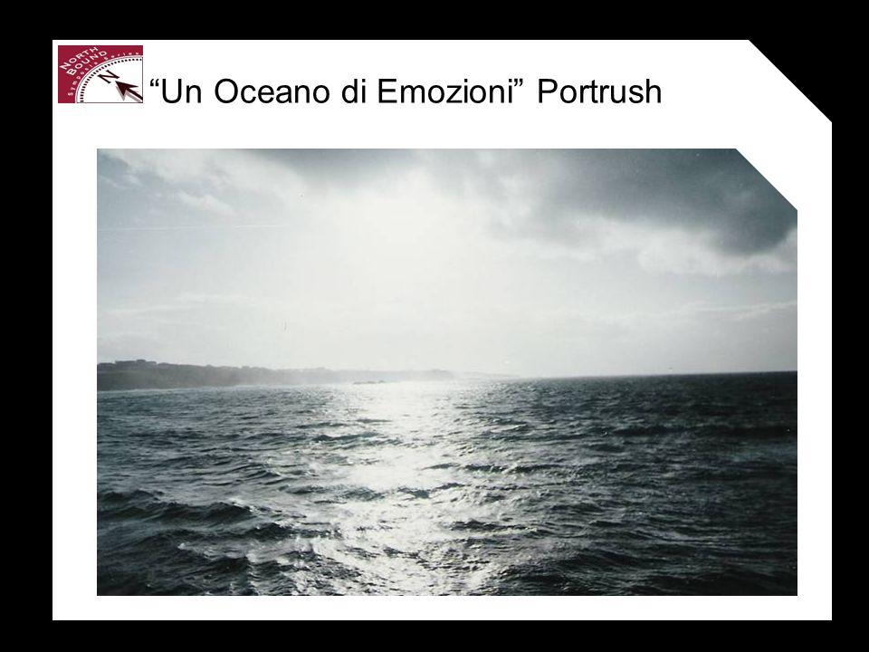 Un Oceano di Emozioni Portrush