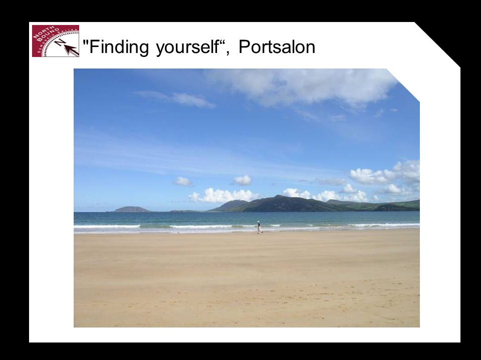 Finding yourself, Portsalon