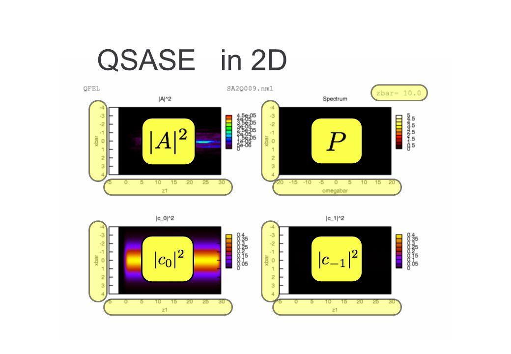 QSASE in 2D