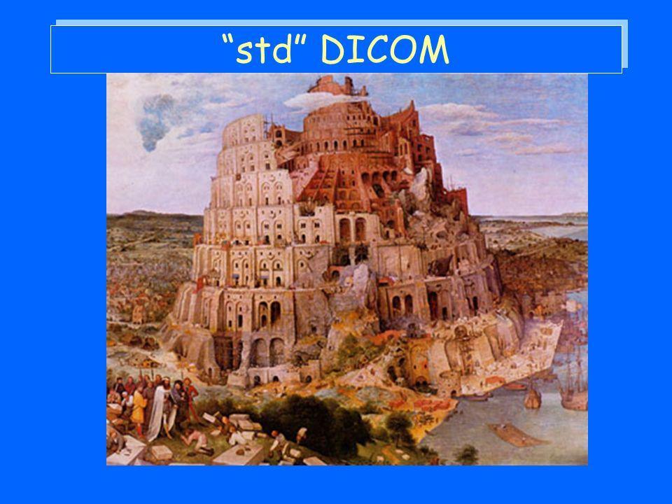 std DICOM