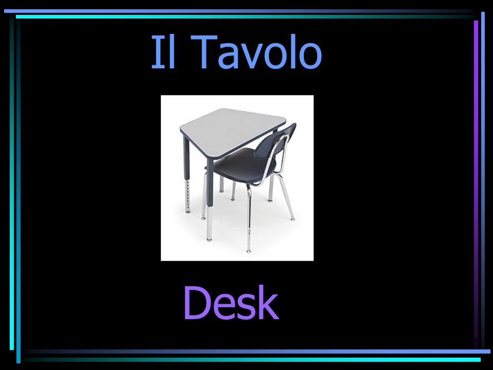 Il Tavolo Desk