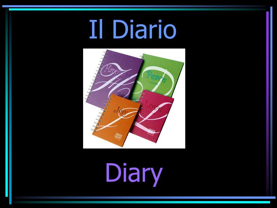 Il Diario Diary