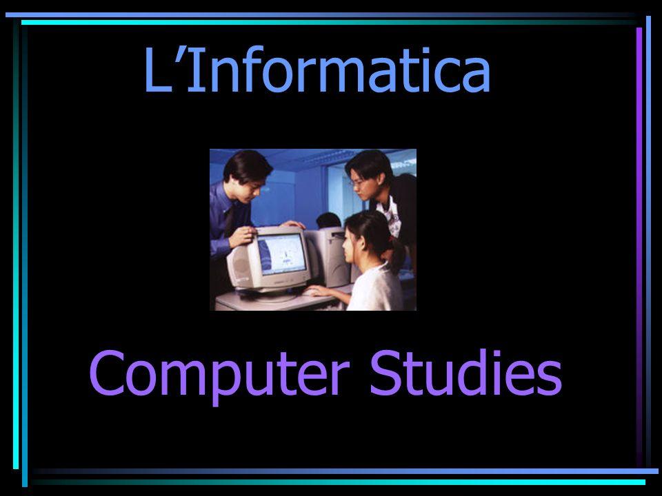 LInformatica Computer Studies
