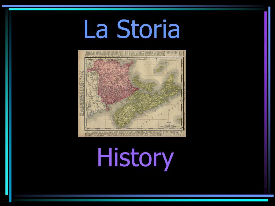 La Storia History