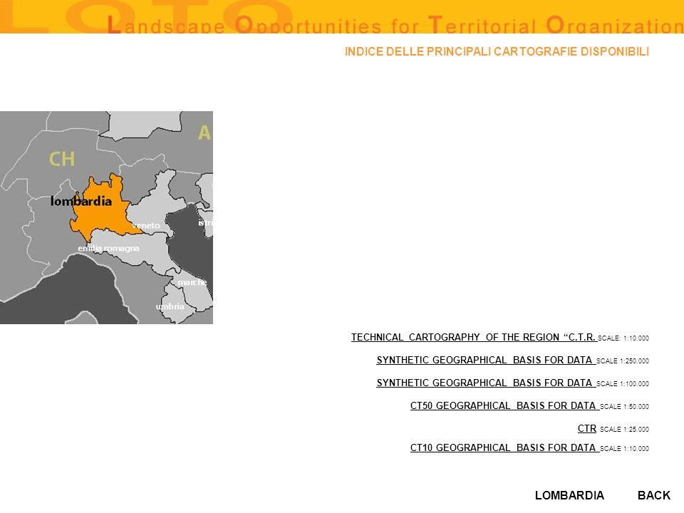 LOMBARDIA LAWS REGULATING THE LANDSCAPE AT STATE LEVEL ITALIA, STATE LEVEL (SEE POLITECNICO DI MILANO STUDIES) Name: Italia, State level (see Politecnico di Milano studies) date of approval: D.Lgs.