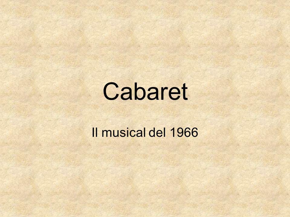 Cabaret Il musical del 1966