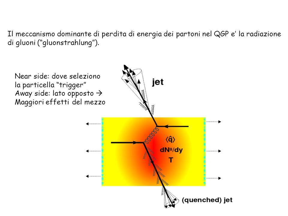 Come si identifica una risonanza (esempio J/ ) .