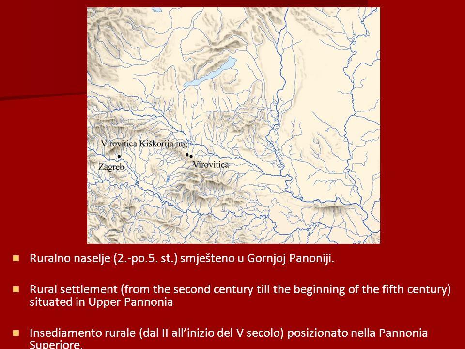 Lokalitet je istražen 2005.prilikom radova na zapadnoj obilaznici grada Virovitice.