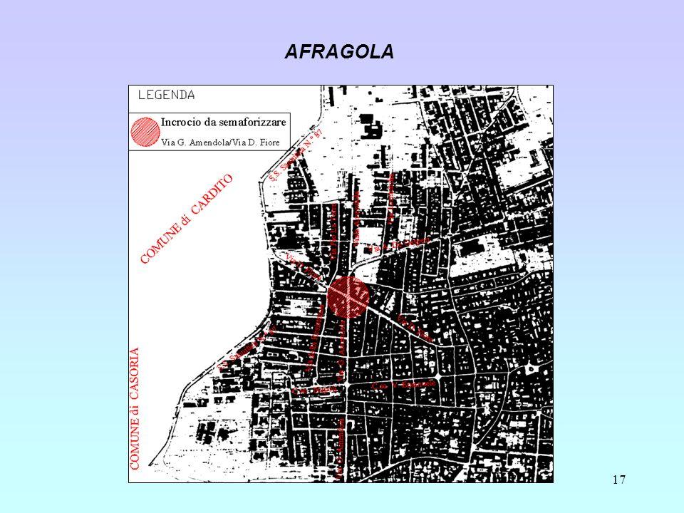 17 AFRAGOLA