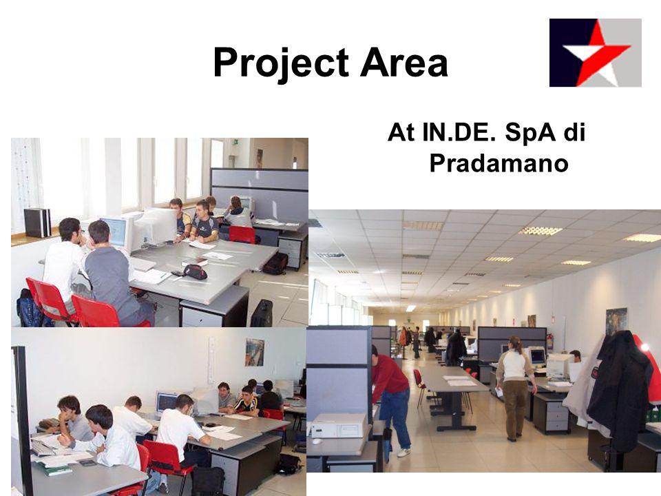 Project Area At IN.DE. SpA di Pradamano