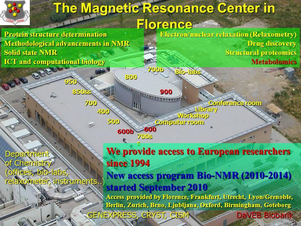Fiorgen ha implementato una Biobanca su standard europei che è inserita nei programmi nazionali ed europei.