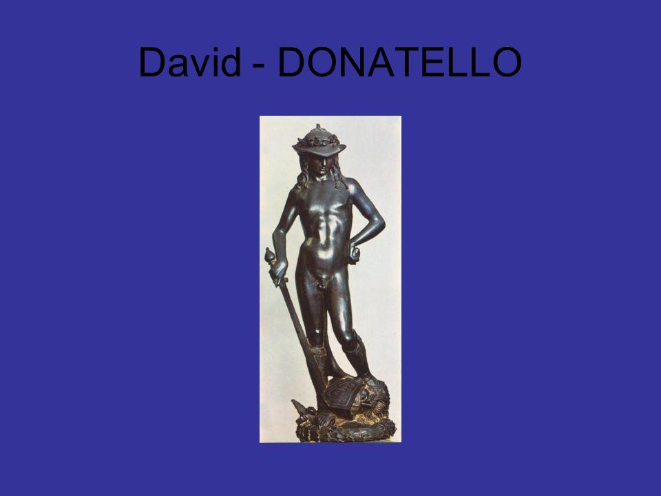 David - DONATELLO