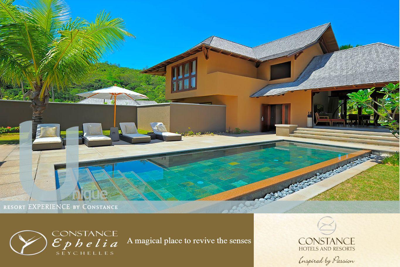 FAMILY VILLAS Bech Villa A magical place to revive the senses