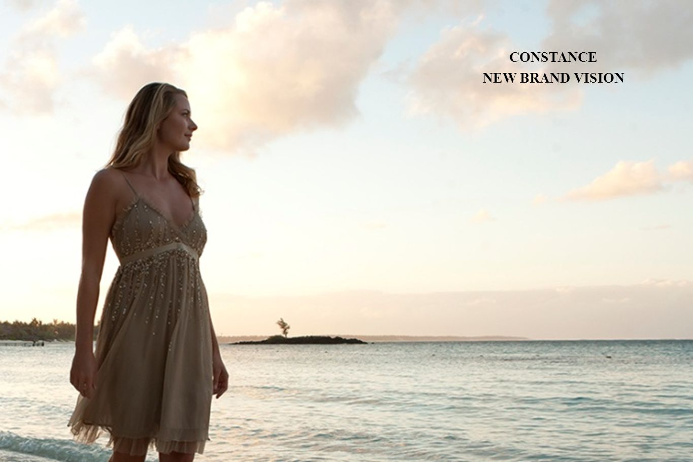 CONSTANCE NEW BRAND VISION