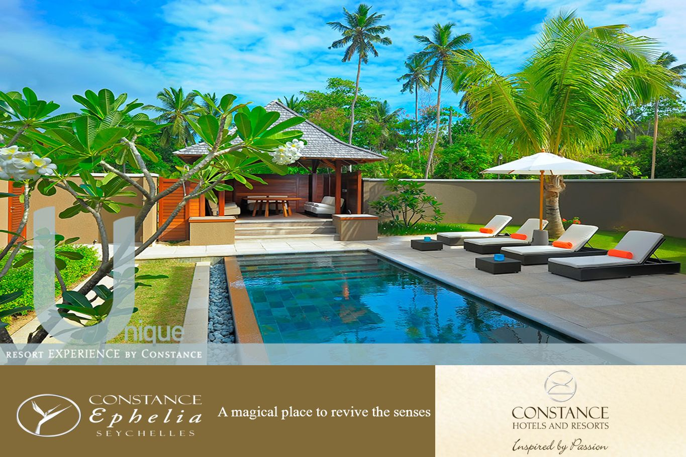 FamilyVilla A magical place to revive the senses