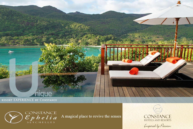 Hillside Villa A magical place to revive the senses