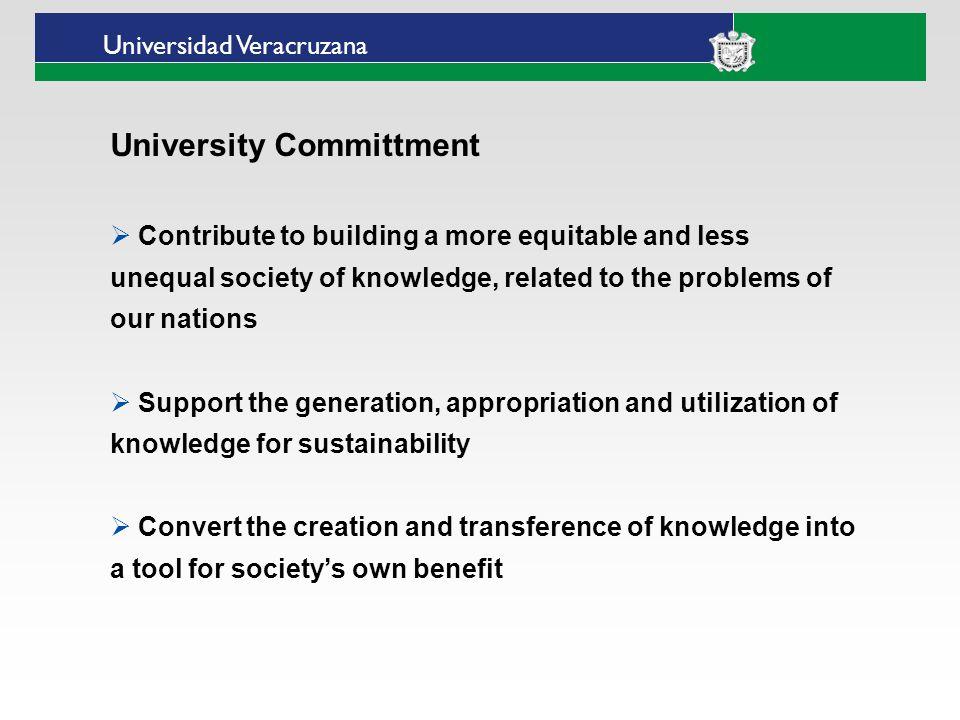 ___ ____ ____ _________ __ ______ __ _____ ___ ______ ______ _____ _____ _____ Haga clic para modificar el estilo de texto del patrón Segundo nivel Tercer nivel Cuarto nivel Quinto nivel Universidad Veracruzana Promote actions that uphold the university community committment to the diverse programs for sustainability of and from the university Core Strategy II: Communication, participation and education of the university community (COMPARTE)