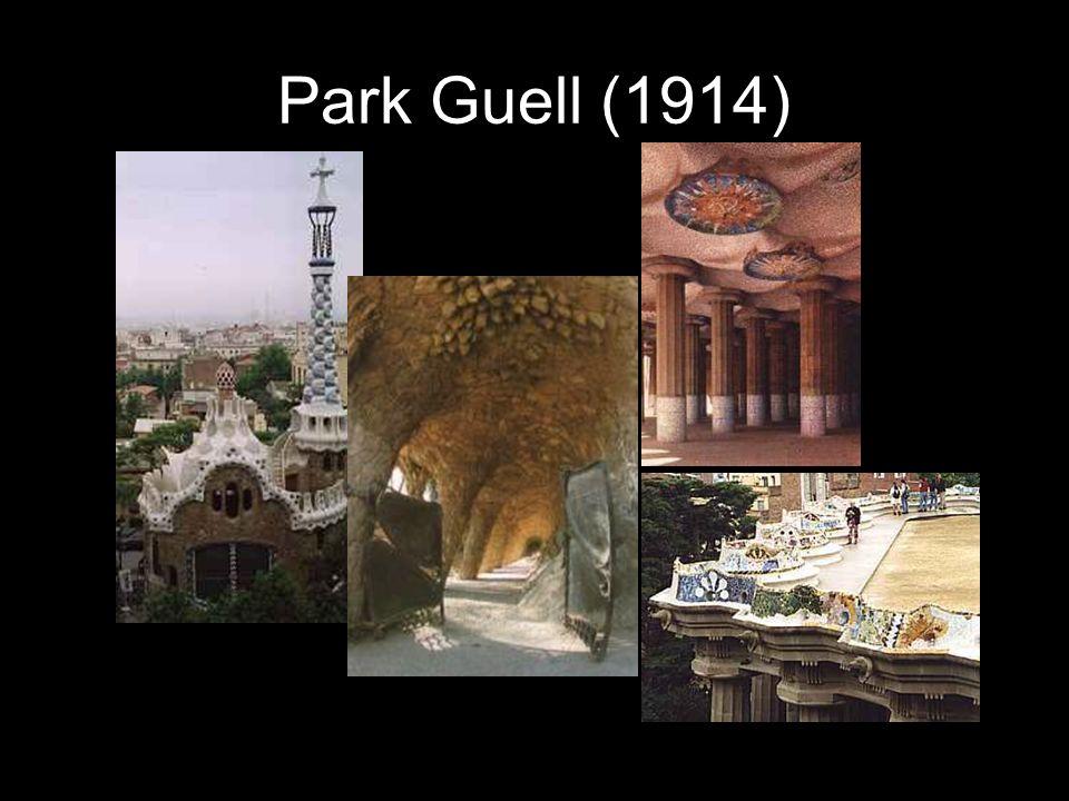 Park Guell (1914)