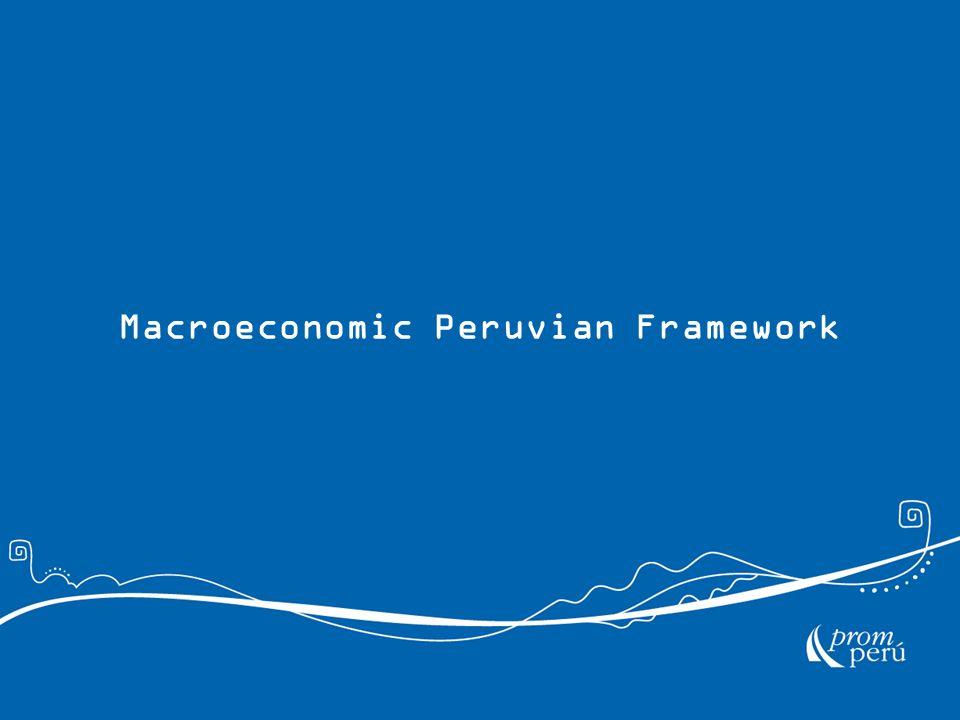 Macroeconomic Peruvian Framework