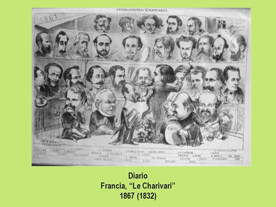 Diario Francia, Le Charivari 1867 (1832)
