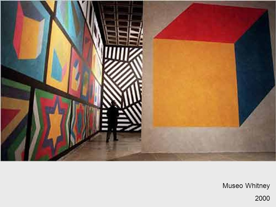 Museo Whitney 2000