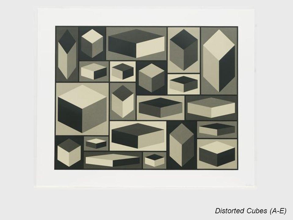 Distorted Cubes (A-E)