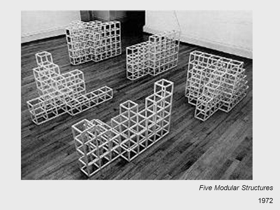Five Modular Structures 1972