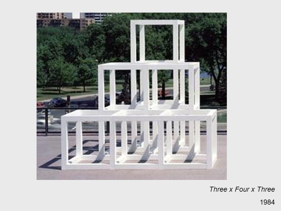 Three x Four x Three 1984