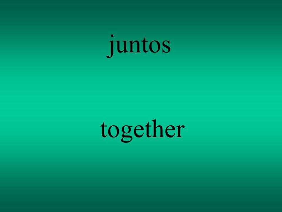 juntos together