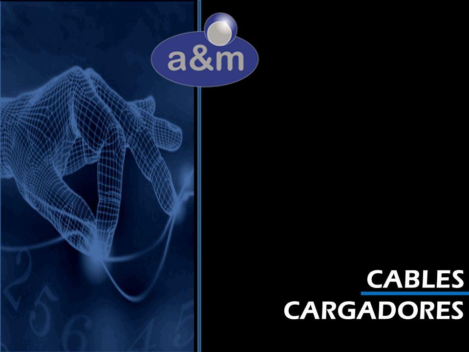 CABLES CARGADORES