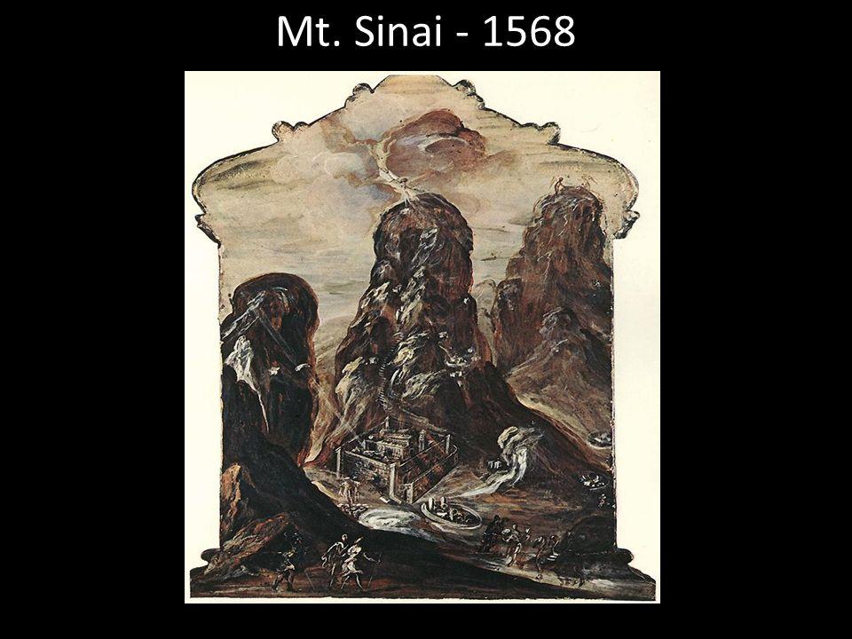 The Resurrection - 1584-1594