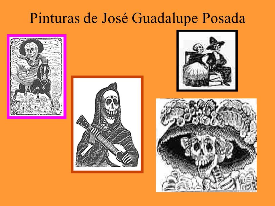 Pinturas de José Guadalupe Posada