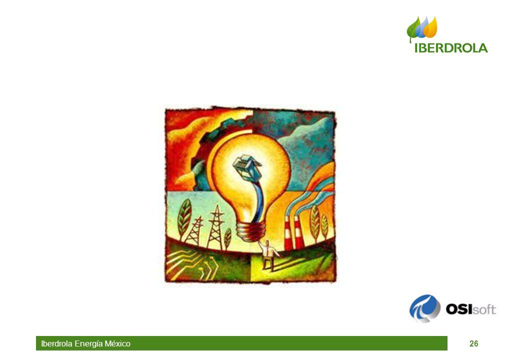 Iberdrola Energía México26