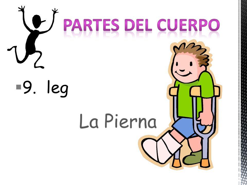 9. leg La Pierna