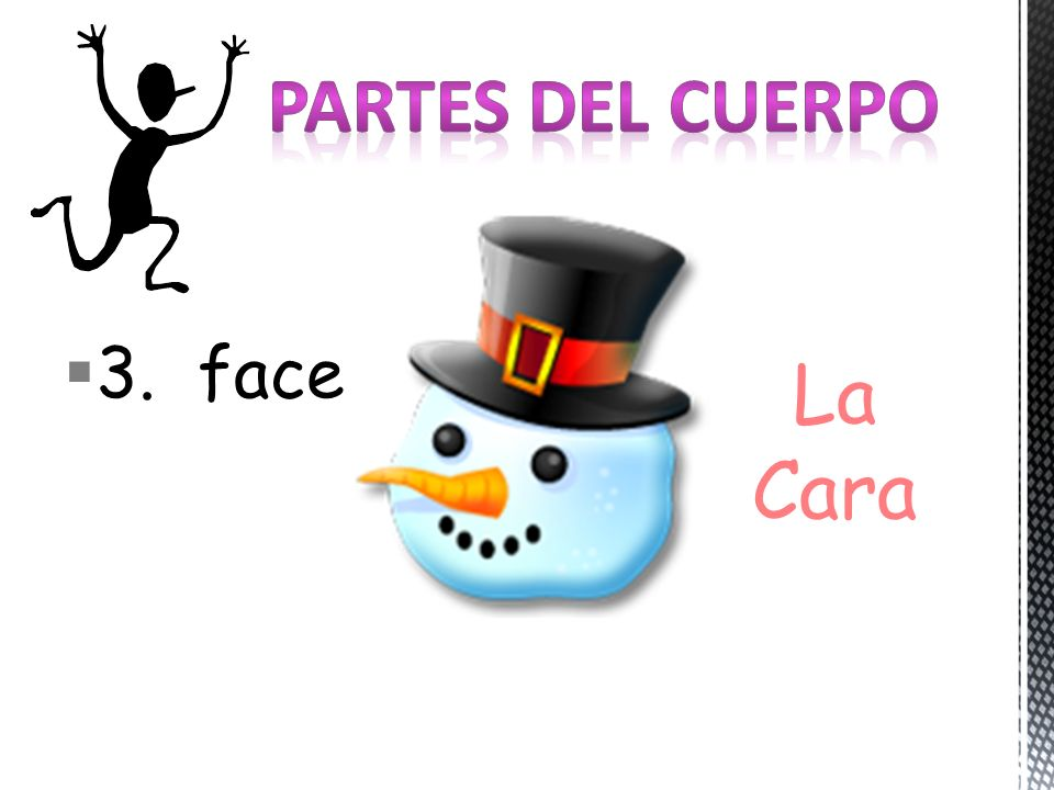 3. face La Cara