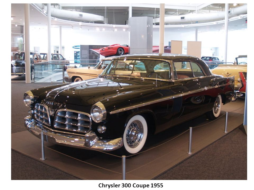 Chrysler New Yorker Special Convertible 1953