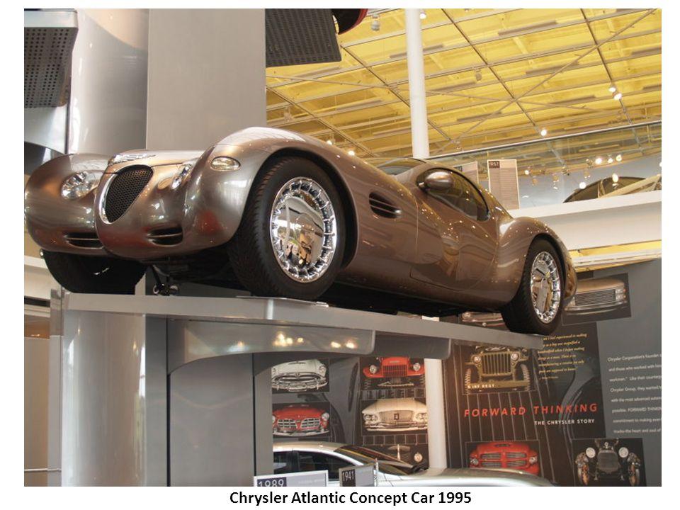 Chrysler Atlantic Concept Car 1995