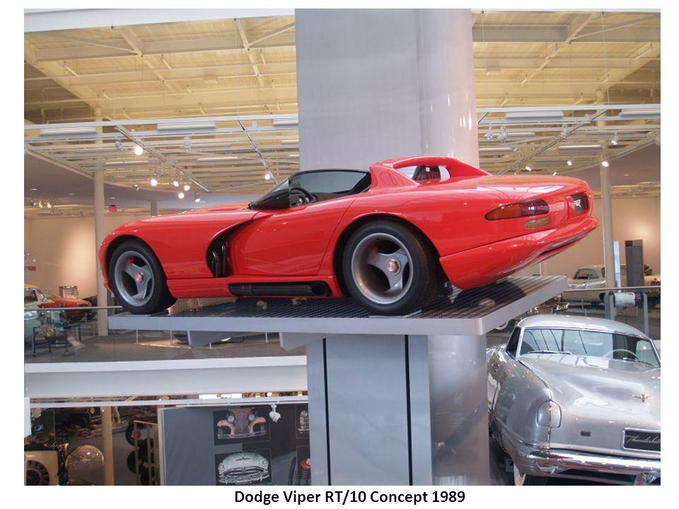 Dodge Turbo Interceptor, utilizado en el film A Aparição