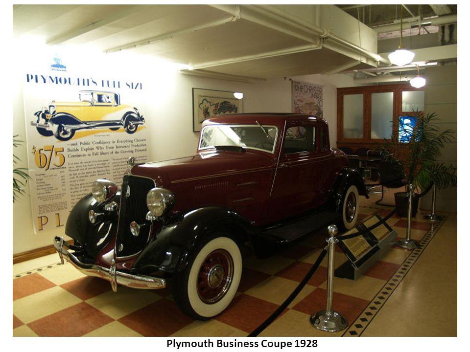 Chrysler Model 72 LeMans Racer 1928
