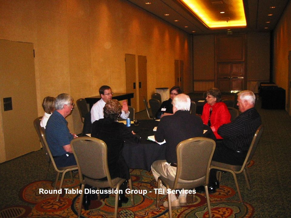 Round Table Discussion Group - Website