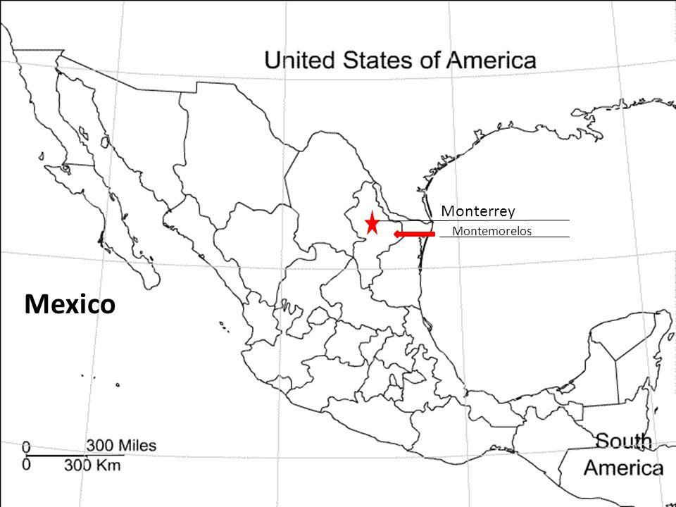 Mexico Monterrey Montemorelos