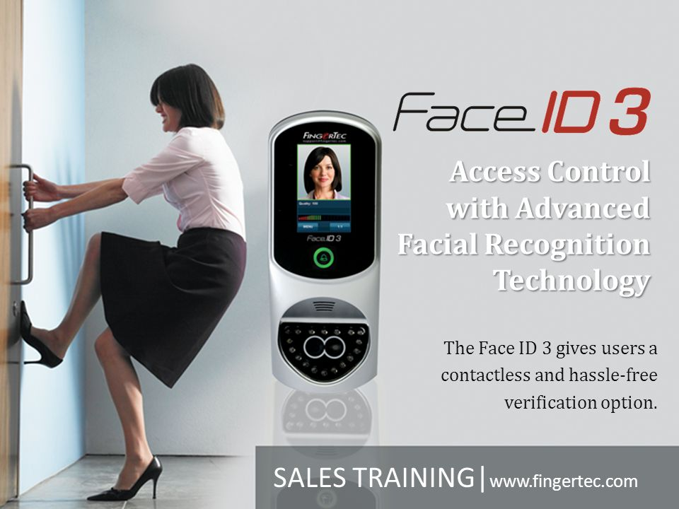 The demand for biometrics is slowly moving toward tighter security, by employing facial recognition for access control.