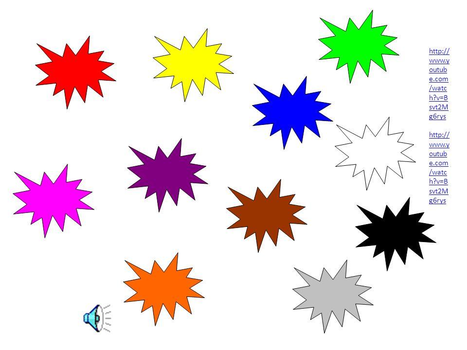 Les couleurs Bleu/ bleue Orange Violet/ violette & Pourpre Jaune Rouge Vert/ verte Rose Blanc/ blanche Noir/ noire Brun/ brune & Marron Gris/ Grise