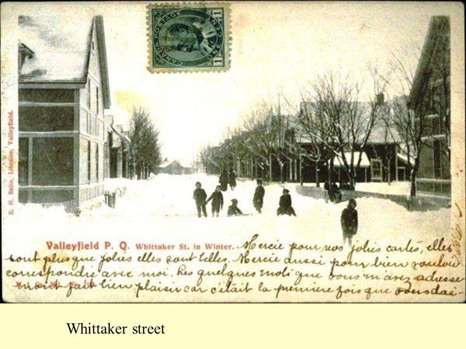 Whittaker street