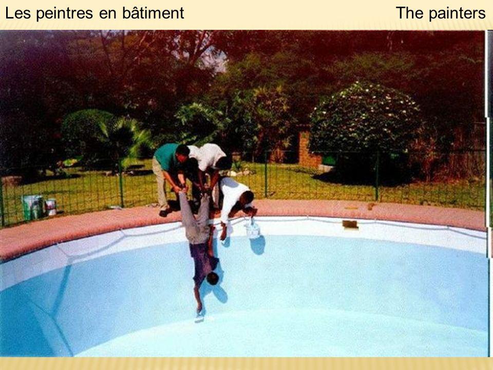 Hors compétition : Lemployé de stand de tir And finally, a special prize to : The shooting gallery assistant