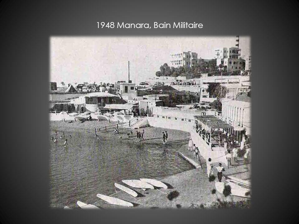 1948 Manara, Bain Militaire