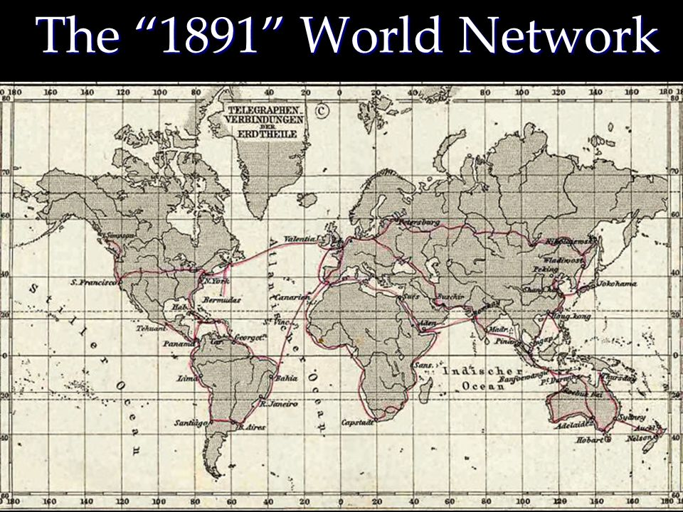 The 1891 World Network